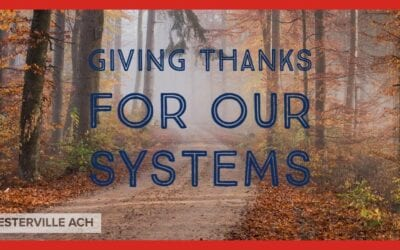 Giving Thanks for Our Heating & Cooling Systems