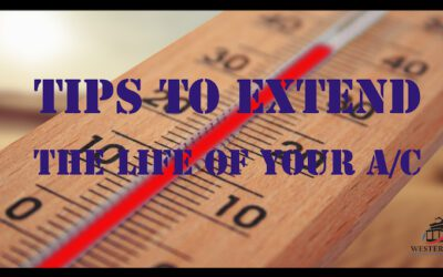 Tips to Extend the life of your AC